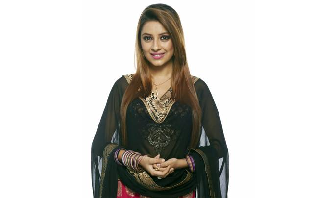 Pratyusha Banerjee committed suicide on April 1. Picture courtesy: Colors