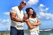 After Priyanka Chopra's Time feat, Dwayne Johnson can't stop gushing about his Baywatch girl