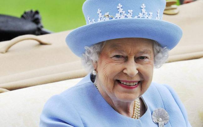 Britain's Queen Elizabeth. Photo: Reuters