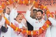 Rahul Gandhi looks forward to empower Dalits