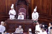 Government continues to face Uttarakhand heat in Rajya Sabha