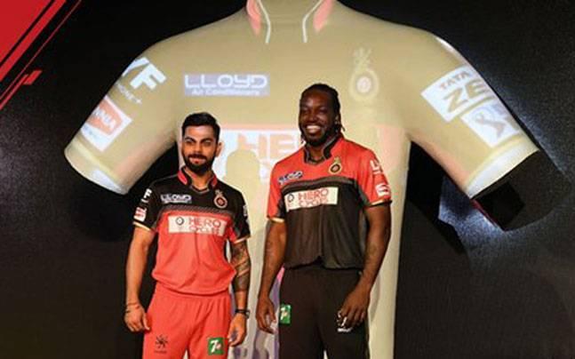 *NEW* ROYAL CHALLENGERS BANGALORE RCB INDIAN PREMIER LEAGUE IPL FAN JERSEY SHIRT