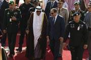 Saudi Arabia and Egypt to build bridge over Red Sea