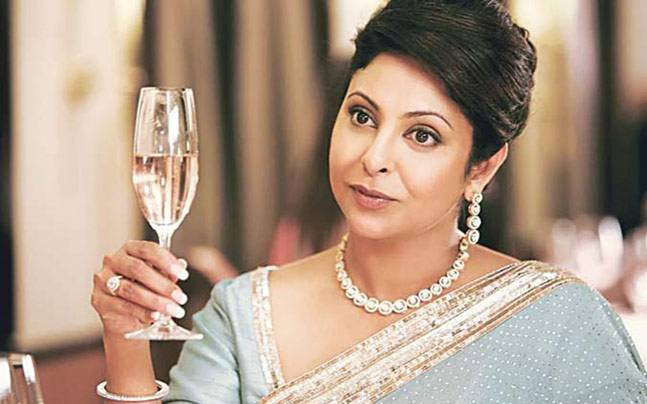Shefali Shah. Picture courtesy: Pinterest