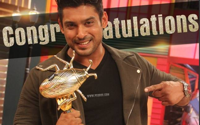 Sidharth Shukla wins Khatron Ke Khiladi 7 Picture courtesy: Twitter/Colors TV