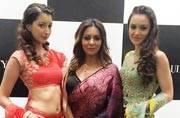 Gauri Khan launches her new collection of sarees, Cocktails and Dreams, for Satya Paul