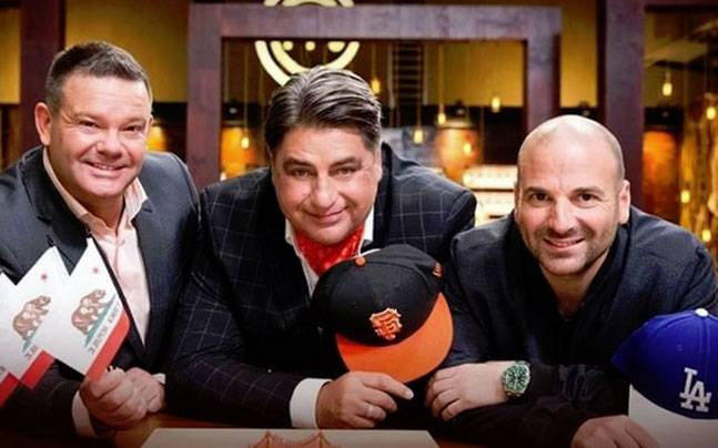 Matt Preston, Gary Mehigan and George Calombaris are back with Season 8 of MasterChef Australia. Photo courtesy: Instagram/MasterChefAu
