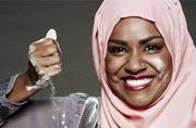 Nadiya Hussain is baking an orange drizzle cake for the Queen