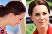 The Duchess of Cambridge takes the casual route in Assam