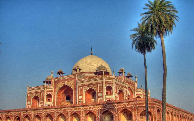 Humayun's Tomb in Delhi/ Picture courtesy: Wikimedia/Michael Clarke/Creative Commons