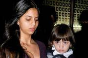 SEE PIC: Shah Rukh Khan's daughter Suhana and son AbRam match steps to Michael Jackson's popular song
