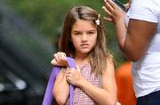 Tom Cruise's daughter Suri Cruise fired her music teacher over 'creative differences'