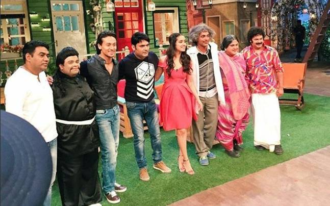 The Kapil Sharma Show fails to live up to the hype