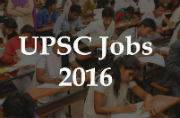 UPSC latest recruitment: Apply online