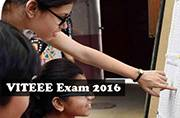 VITEEE Exam 2016 : Results declared