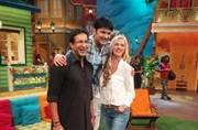 Wasim Akram and Aishwarya Rai Bachchan to grace the upcoming episodes of The Kapil Sharma Show