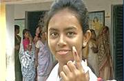Over 63 per cent polling in six hours in first phase of Bengal polls