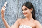 Sonam Kapoor launches her app, and it's (obviously) all about her