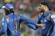Harbhajan Singh in ugly spat with Mumbai Indians teammate