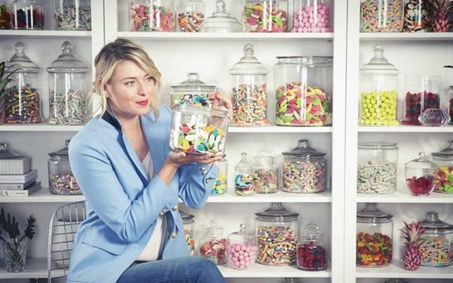 Maria Sharapova started Sugarpova in 2012 and the brand is quite popular among candy-lovers. Photo courtesy: Instagram/sugarpova