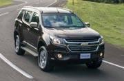 2017 Chevrolet Trailblazer unveiled; India launch next year