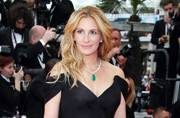 Julia Roberts walked the Cannes red carpet barefoot, and we aren