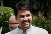 Anurag Thakur becomes youngest BCCI president, Ajay Shirke nominated secretary