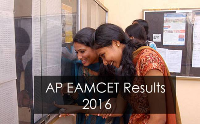 AP EAMCET Results 2016: Meet the topper
