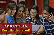AP ICET 2016 results declared! Check out your scores at apicet.net.in
