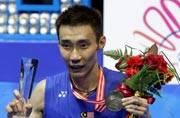 Lee Chong Wei clinches second Asian Badminton Championship title