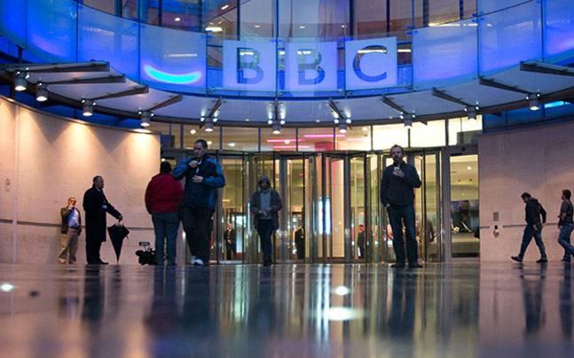 BBC office