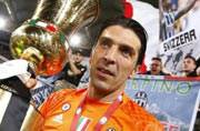 Goalkeeping giant Gianluigi Buffon stands test of time for Italy