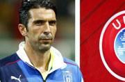 'Scared' Italy captain Buffon ready to risk life for Euro 2016