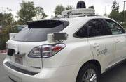 ISIS technicians developing Google-style driverless cars for attacks