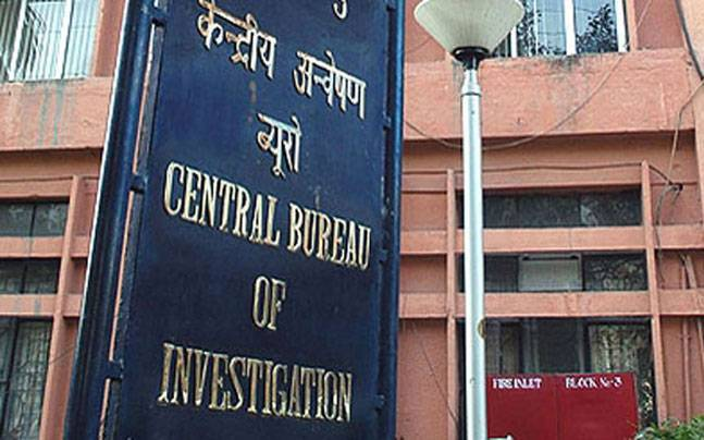 Central Bureau of Investigation.