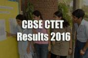 CBSE CTET february results declared at ctet.nic.in
