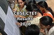 CBSE CTET Results 2016: Expected to be out soon