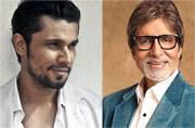 SEE PIC: Amitabh Bachchan sends an appreciation note to Randeep Hooda for Sarbjit