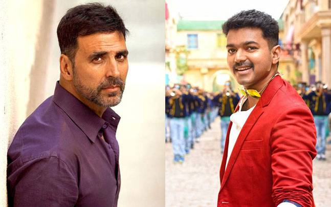 Akshay Kumar in Theri remake?