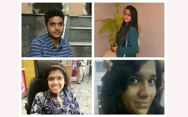 CBSE Class 12 toppers
