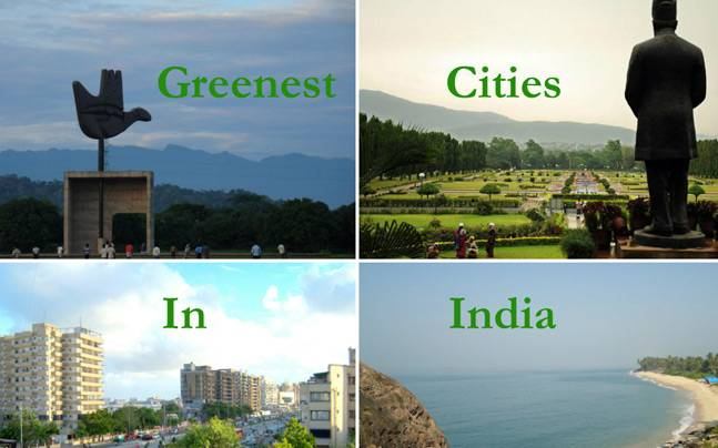 Greenest cities in India