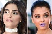 Here's what Sonam Kapoor thought about Aishwarya Rai Bachchan's purple lips