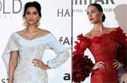 Sonam Kapoor to Mallika Sherawat: All the looks from the amfAR gala at Cannes