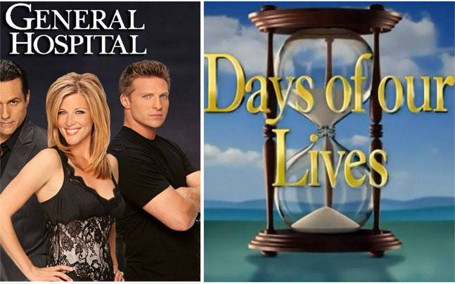 Posters of General Hospital and Days of Our Lives