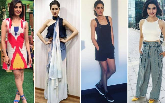 Azhar girls Nargis Fakhri and Prachi Desai are busy giving us them looks. Pictures courtesy: Instagram/@nargisfakhri; Instagram/@prachidesai