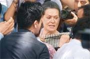 BJP mistaken if they think they can threaten us: Sonia Gandhi