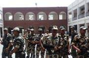 Jat agitation row: Central forces deployed in seven sensitive districts in Haryana