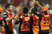 Indian Premier League 2016 Final: Royal Challengers Bangalore vs Sunrisers Hyderabad