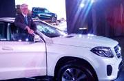 Mercedes Benz GLS 350d SUV launched for Rs 80.38 lakh