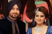 Harbhajan Singh and Geeta Basra all set to welcome a July baby